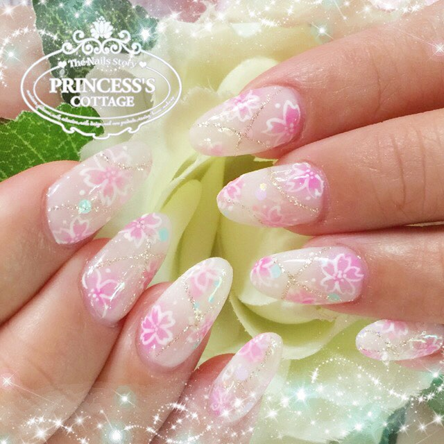 Gel Nails extensions, nail arts done by Jiali at Tampines Mart. _Book your appointment Online _www.p
