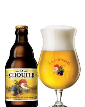 Oeff! La Chouffe!