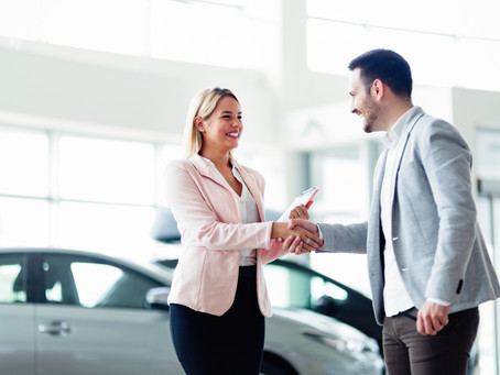 How do car dealerships stay relevant, provide the best customer experience and lower cost?