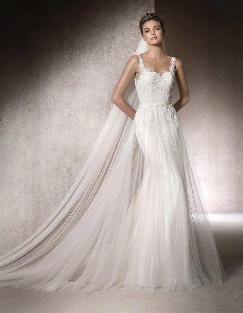 San Patrick 'Monica' Wedding Dress