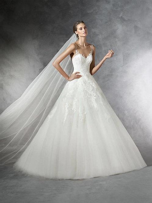 Pronovias 'Prala' Wedding dress