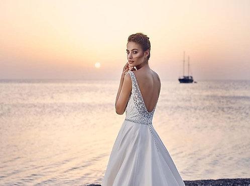 Eddy K  'Elba' Wedding Dress