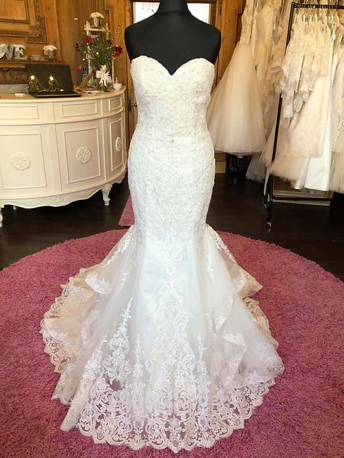 Tiffanys by Jessica Grace Wedding Dress