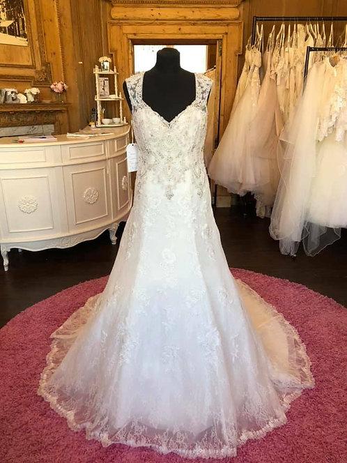 Mori Lee Madeline Gardner '51244' Wedding Dress