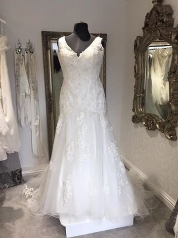 Diane Harbridge 'Penelope' Wedding dress