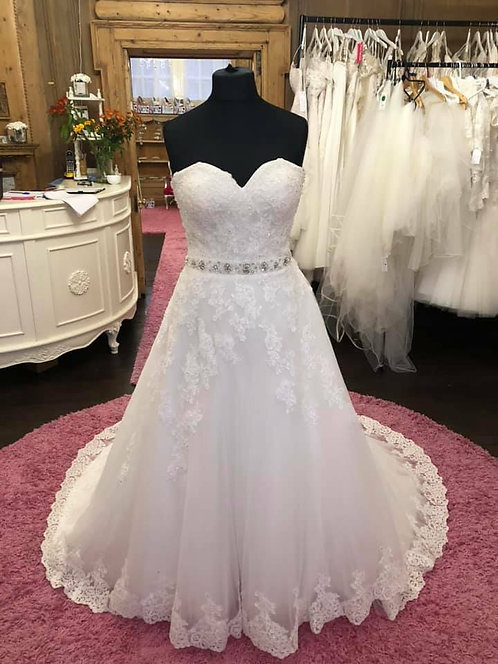 LQ Designs Wedding Dress
