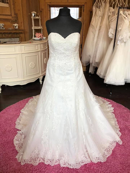 Mori Lee Madeline Gardner Wedding Dress
