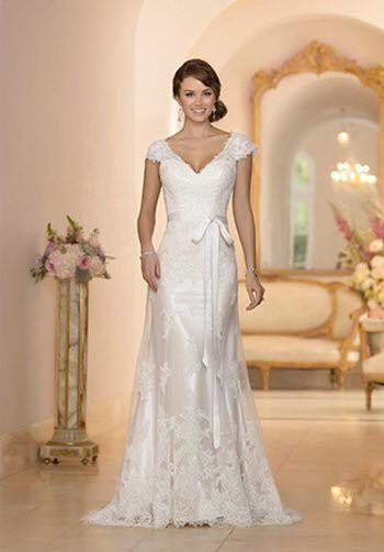 Stella York '5974' Wedding dress