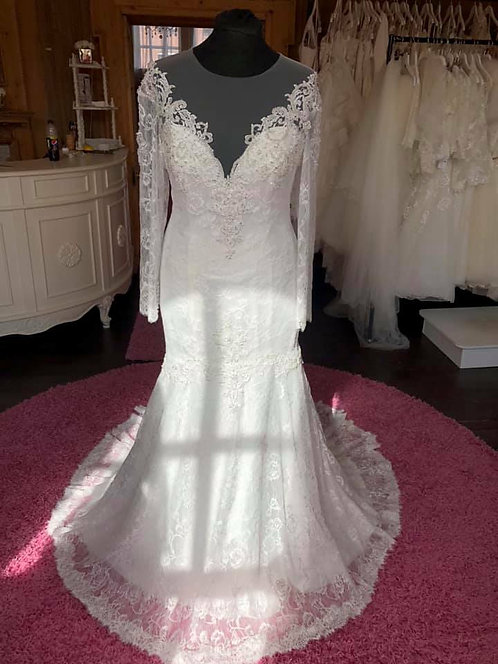 Jessica Grace Wedding dress