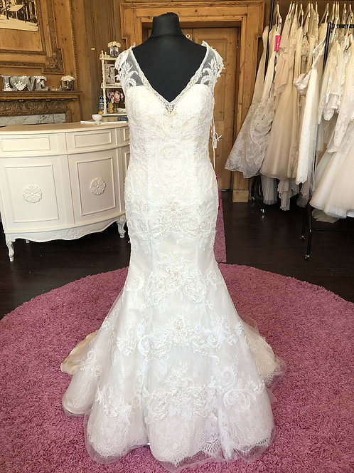 Christine Dando Wedding Dress