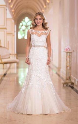 Stella York '5932' Wedding Dress