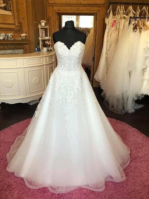 Tiffany Jessica Grace Wedding Dress