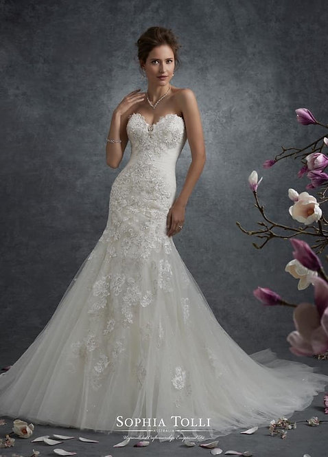 Sophia Tolli 'Y21763'Wedding Dress