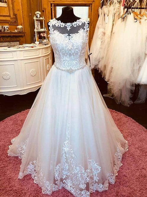 Tiffanys 'Perth' Wedding Dress