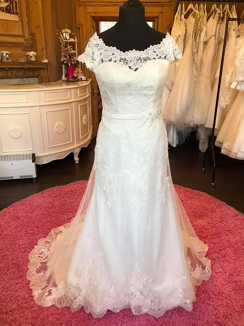 Ladybird Wedding Dress