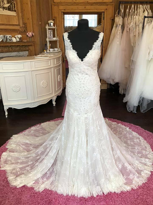 Martina Liana 'ML595' Wedding dress