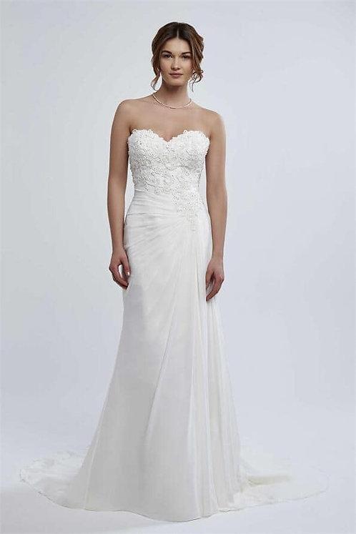 Phil Collins '7211' Wedding Dress