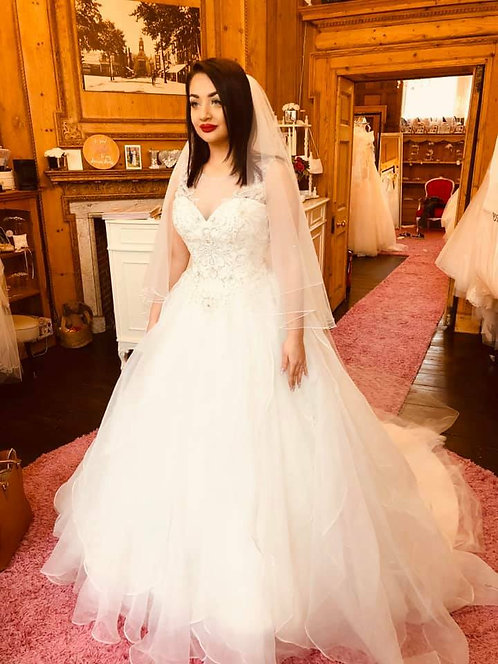 Danielle Couture Wedding Dress