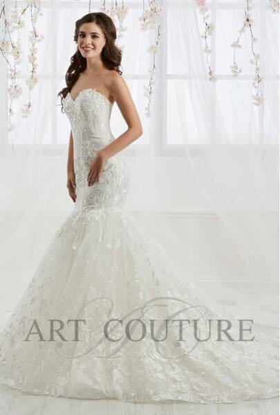 Art Couture 'AC711' Wedding Dress