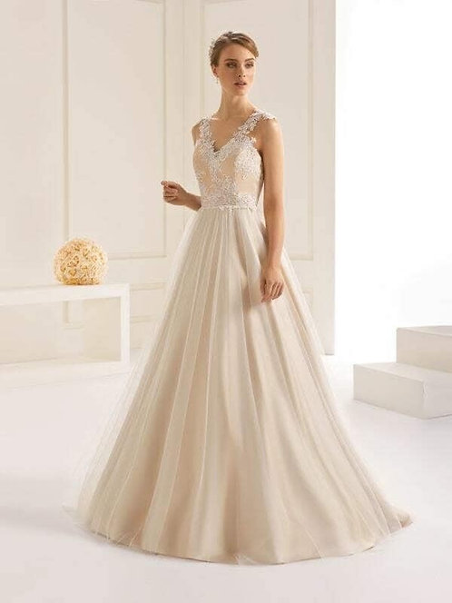 Bianco Evento Wedding Dress