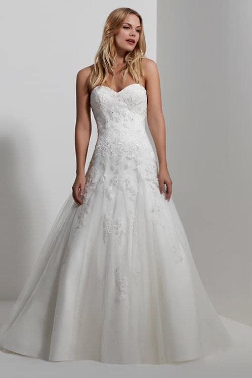 Romantica 'Salvador' Wedding Dress