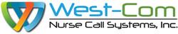 West-Com Nurse Call Logo Horizontal no tag