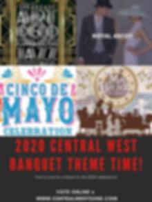 2020 Central west Banquet theme time!.jp