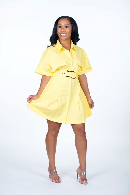 Cassie Tunic Blouse Dress