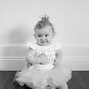 Ophelia's 1st Birthday