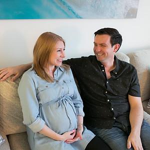 Baby Hughes- maternity