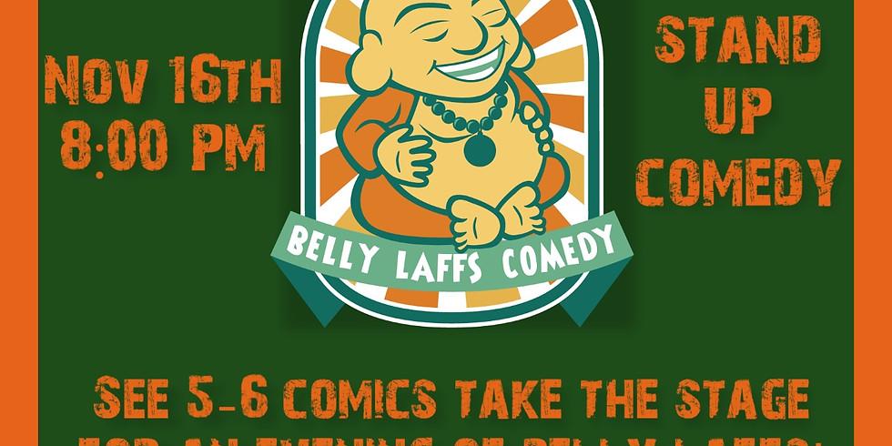 Comedy Showcase at Dew!