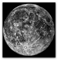 Kratery na Księżycu