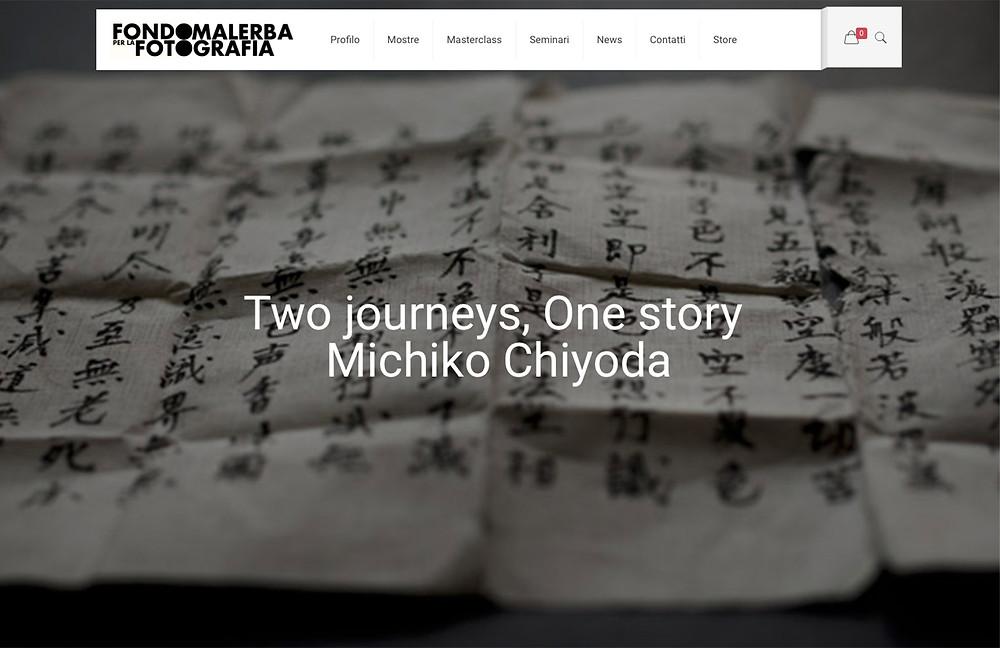 Fond Malerba fotografia website
