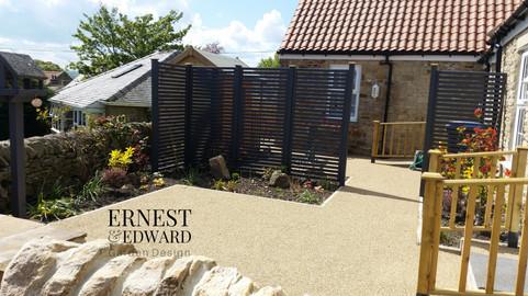 Cottage Front Garden