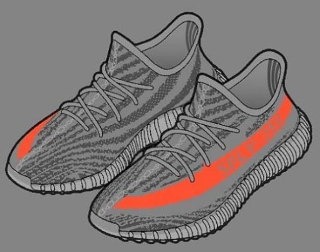 Adidas Yeezy Boost 350 v2 Copper Kicks On Fire