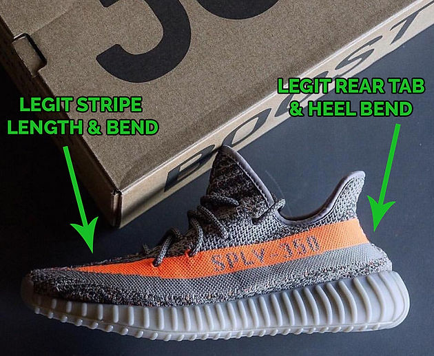 7771829ffaf Legit Check Your Beluga Yeezy Boost 350 V2 (BB1826) Real v Fake ...