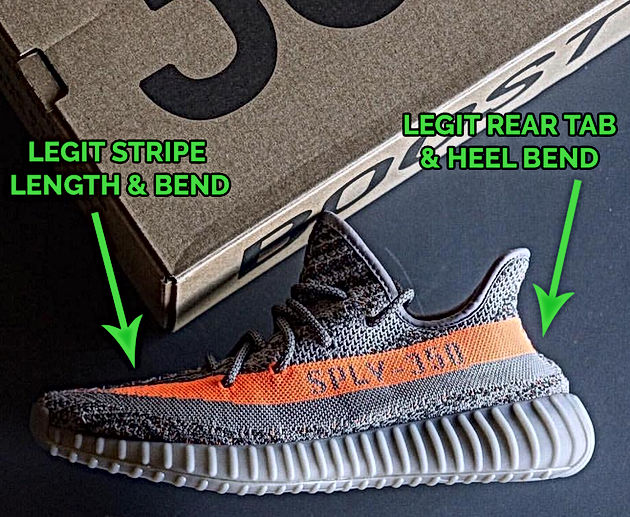 328a8d1aa261e Legit Check Your Beluga Yeezy Boost 350 V2 (BB1826) Real v Fake Comparison