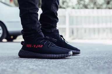 Core Black Red Yeezy Boost Release Date