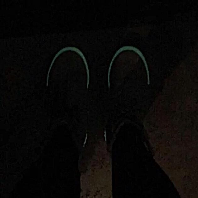 22fb7f147bcca Kim Kardashian reveals the NEW Yeezy 750 Boost (BB1840) glow in the dark