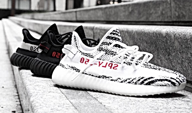 c912838114a7f How Many Zebra Yeezy Boost 350 V2 s Will Re-Release