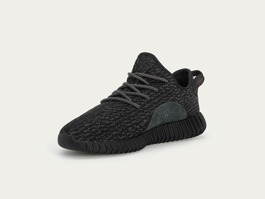 Adidas Yeezy Black Shoes
