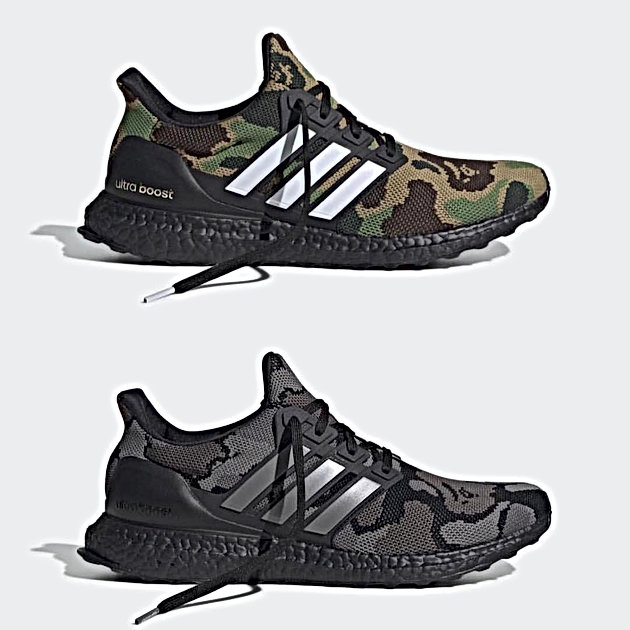5d6ef1cad All Links To Buy Bape x Adidas Ultra Boost Collaboration (F35097   G54784)