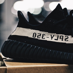 Core Black Yeezy Boost 350 V2 Resell Price