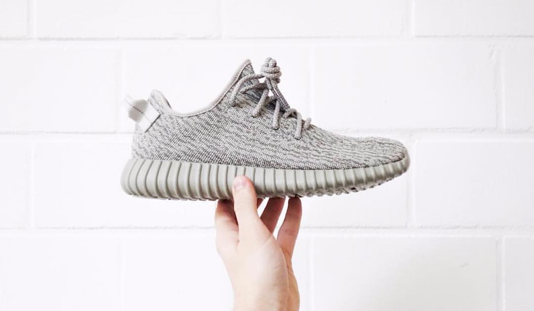 DS Adidas Yeezy Boost 350 Low Moonrock AQ2660 Sz Scanvo