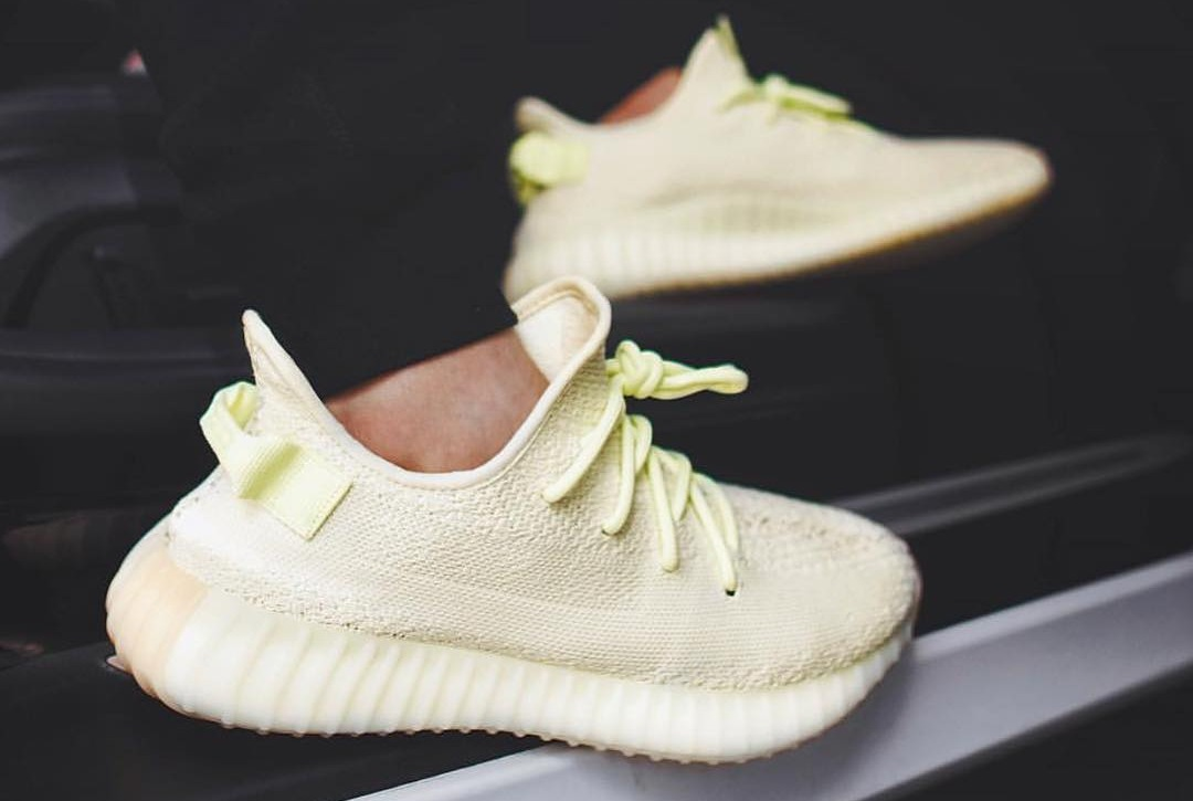 4a41cae4422 All Raffle Links for the Butter Yeezy Boost 350 V2 (F36980)