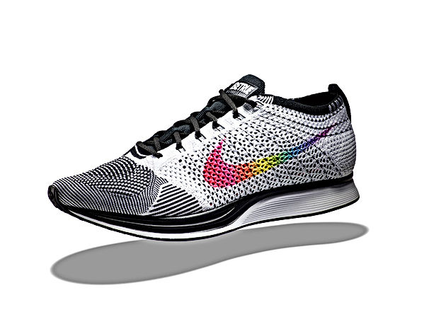 All Links to Buy Be True Multicoloured Nike Flyknit Racer (902366-100) 10ee366305c1