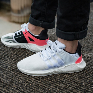 Unboxing e Review Adidas EQT Support 93 17 PT BR