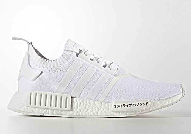 release date: 9fcb1 1c21e All Links to Buy Japan Triple White NMD R1 Primeknit (BZ0221)