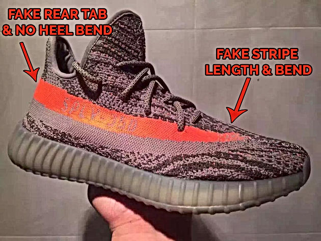 12718cfac0893 How To Spot Fake Yeezy Boost 350 V2 s - Detailed Legit Check Guide ...