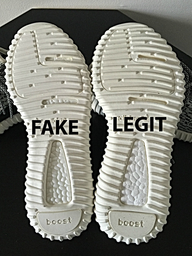 Turtle Legit Vs Your 350 Fake Dove Yeezy Check Boostaq4832Real BeCxdo
